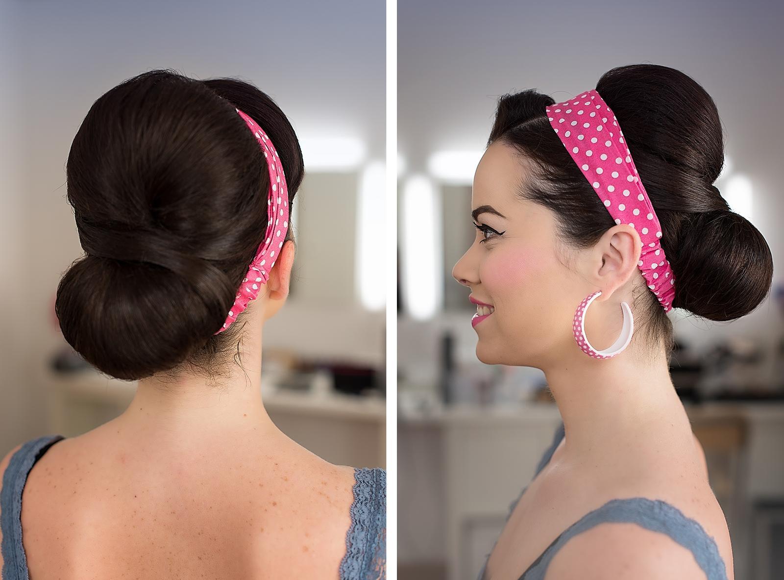 Party makeup + hair - Obrázek č. 2