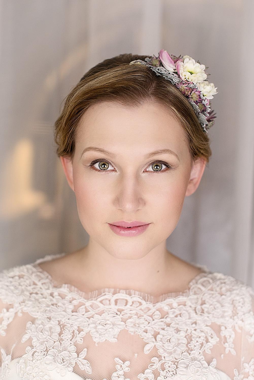Bridal makeup + hair - Obrázek č. 17
