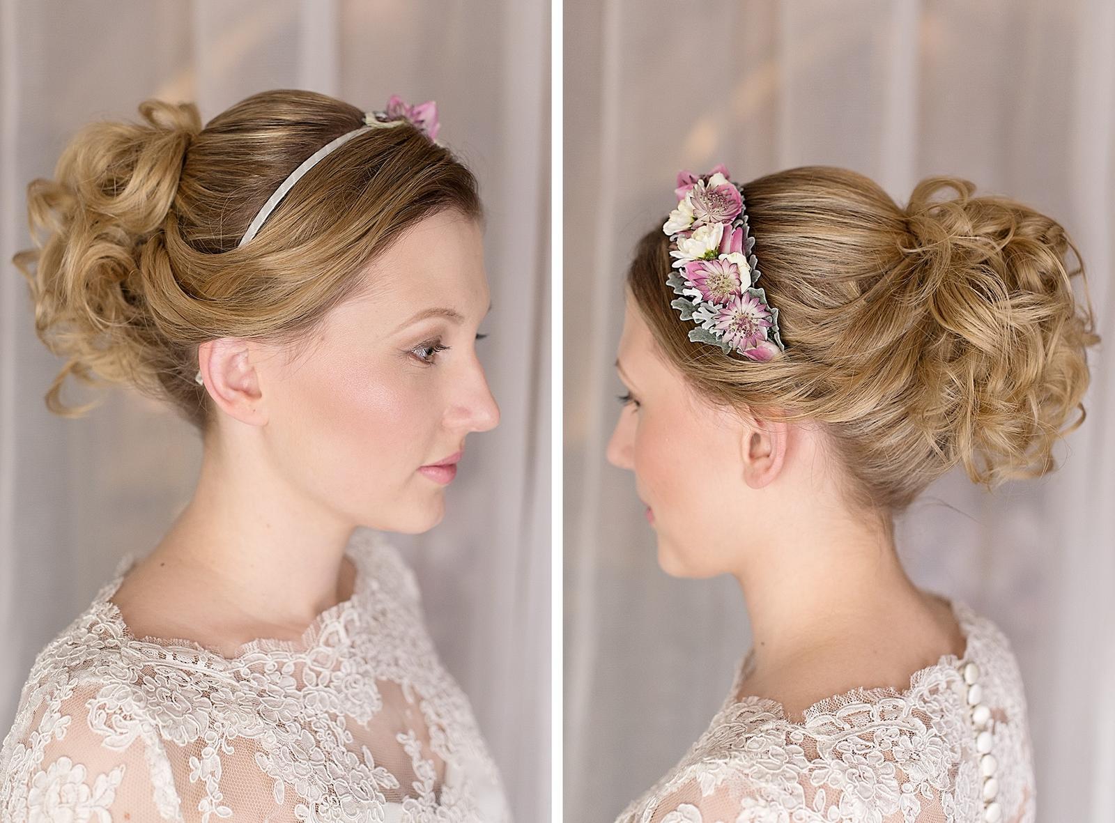 Bridal makeup + hair - Obrázek č. 18