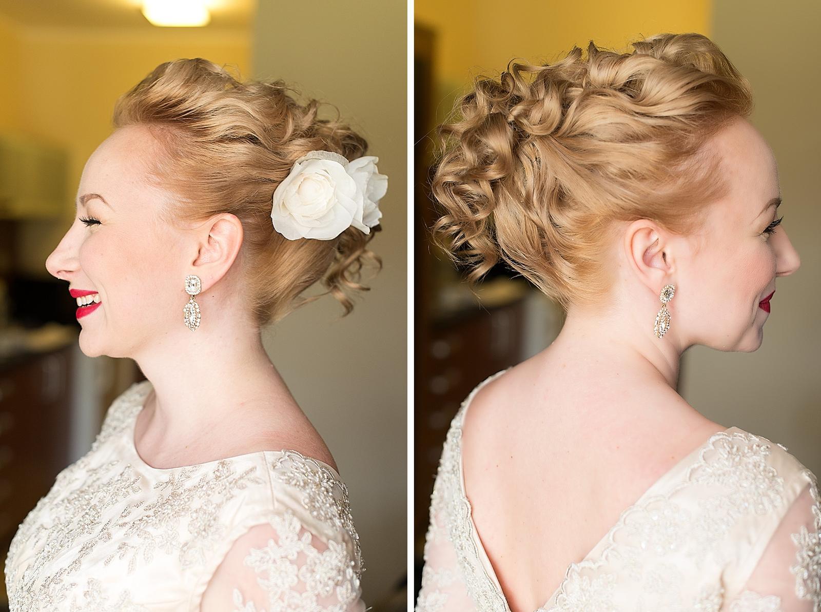 Bridal makeup + hair - Obrázek č. 14