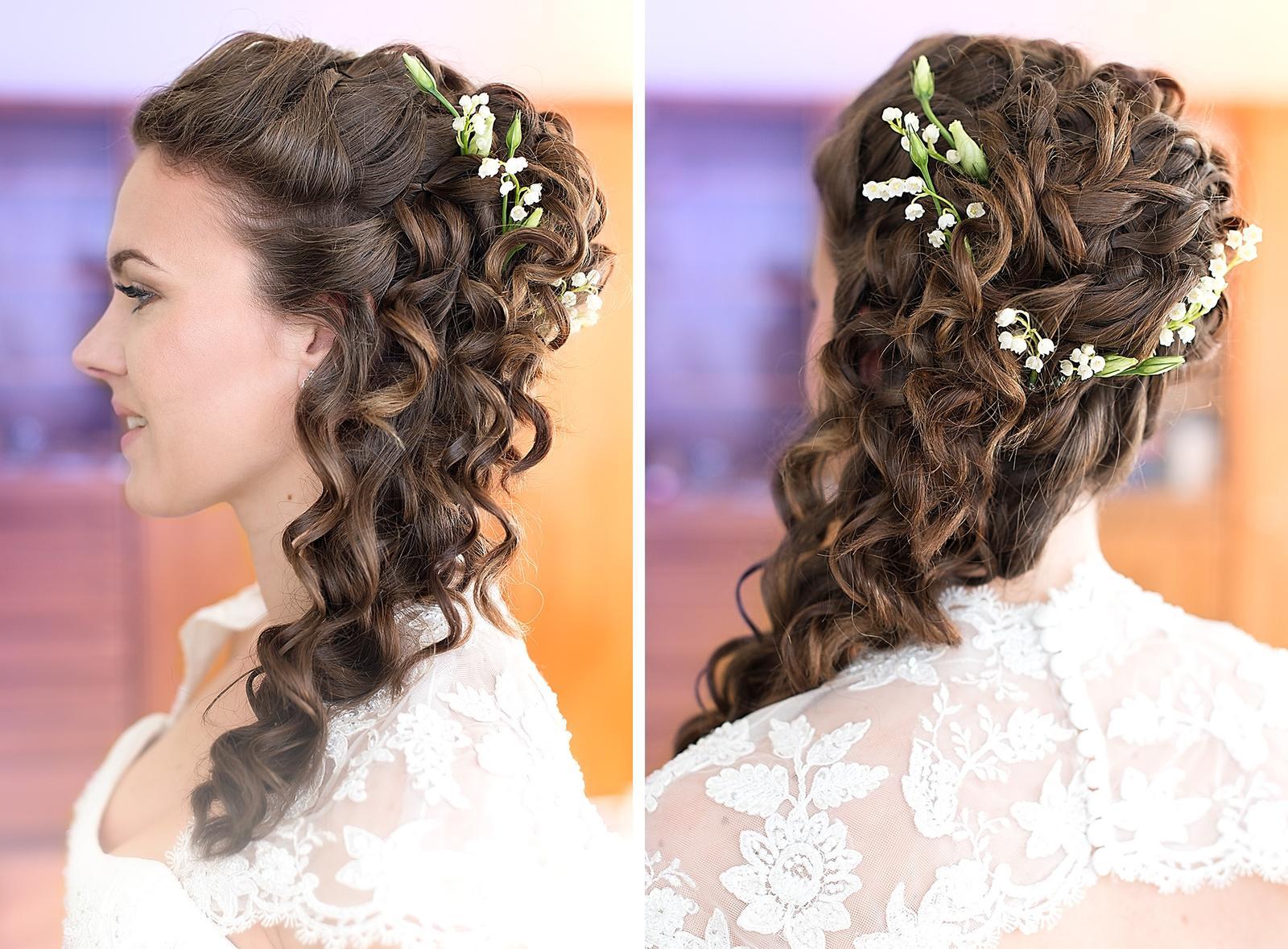 Bridal makeup + hair - Obrázek č. 20