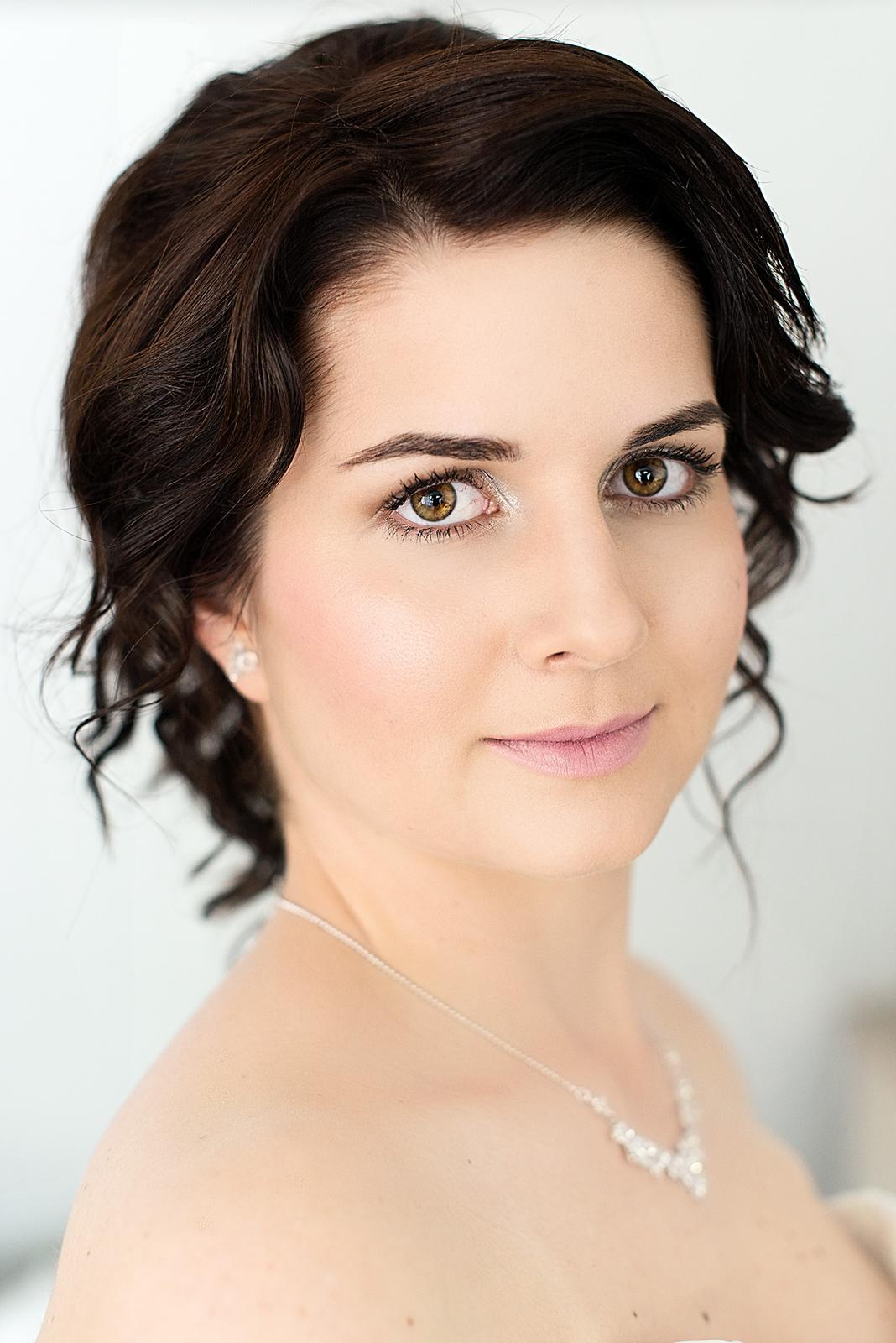 Bridal makeup + hair - Obrázek č. 23