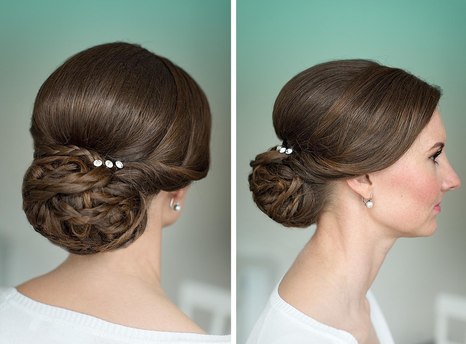 Bridal makeup + hair - Obrázek č. 26