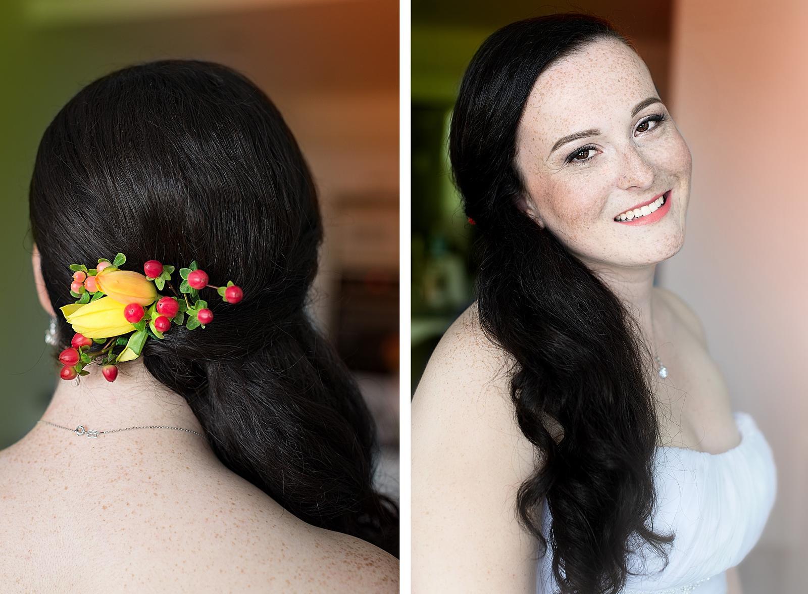Bridal makeup + hair - Obrázek č. 28