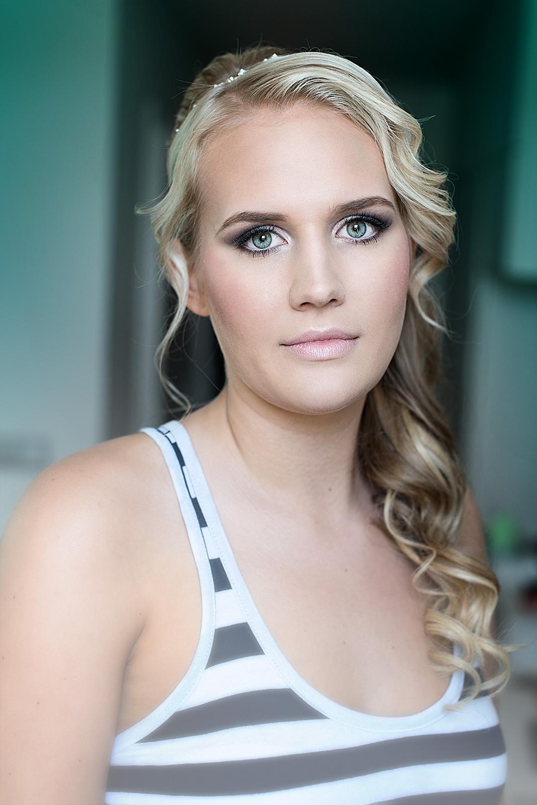 Bridal makeup + hair - Obrázek č. 29