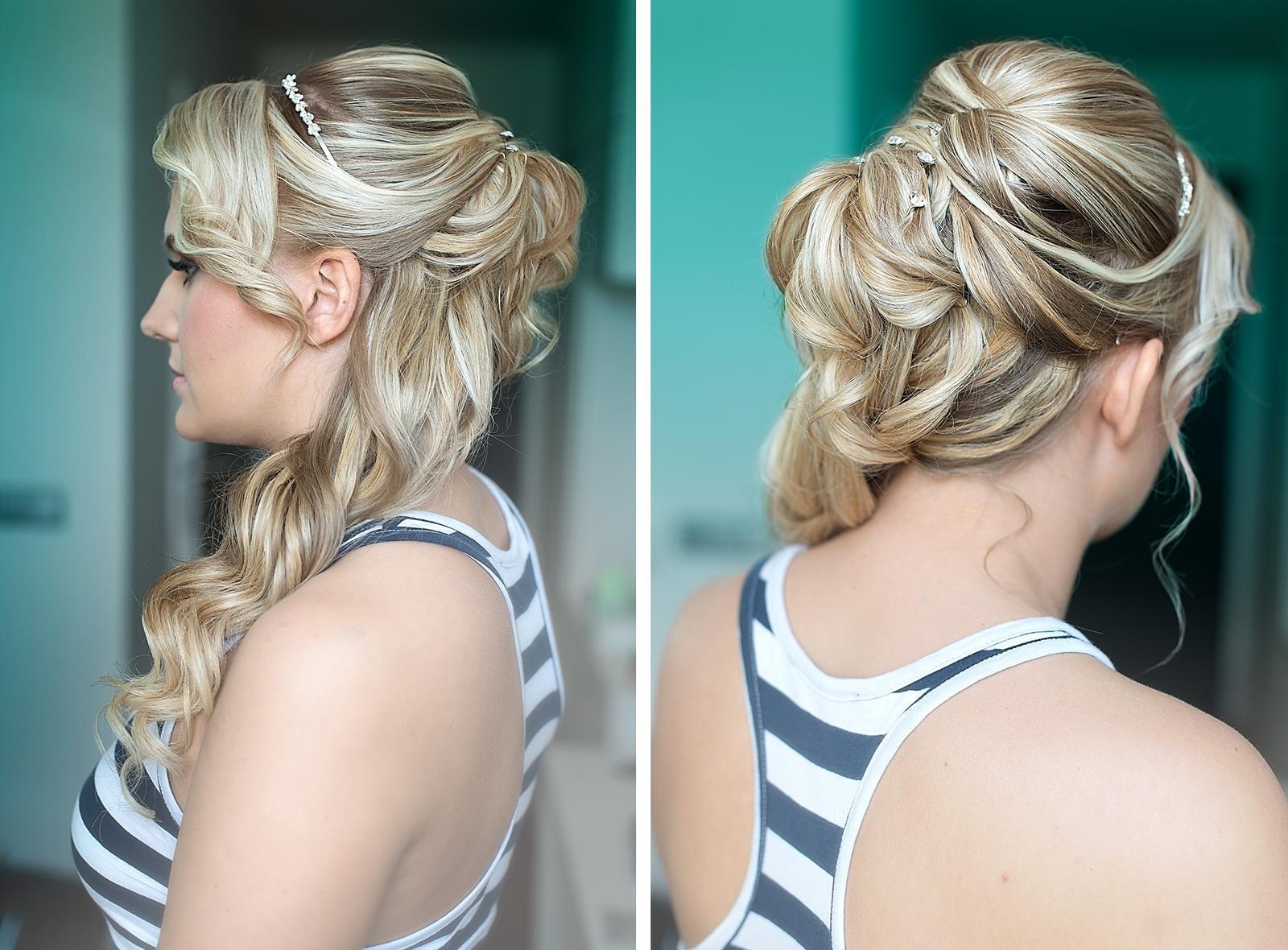 Bridal makeup + hair - Obrázek č. 30