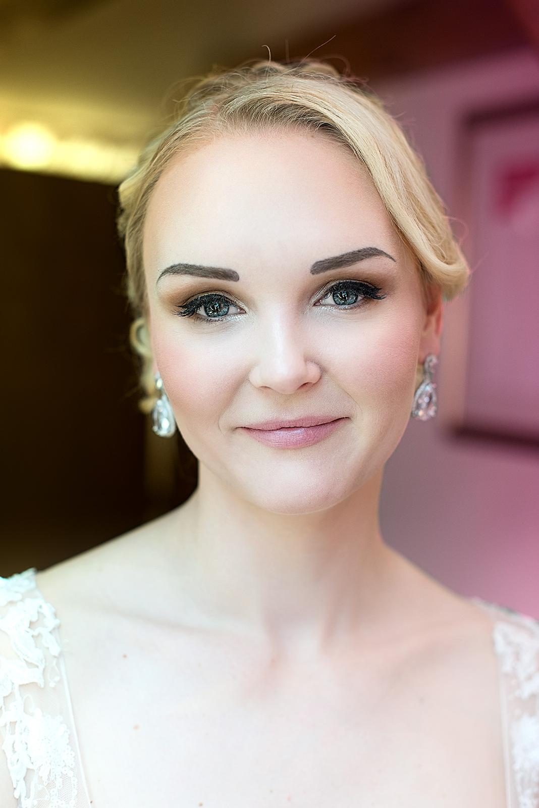 Bridal makeup + hair - Obrázek č. 33