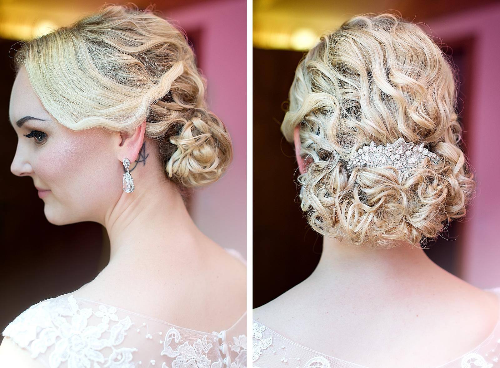 Bridal makeup + hair - Obrázek č. 34