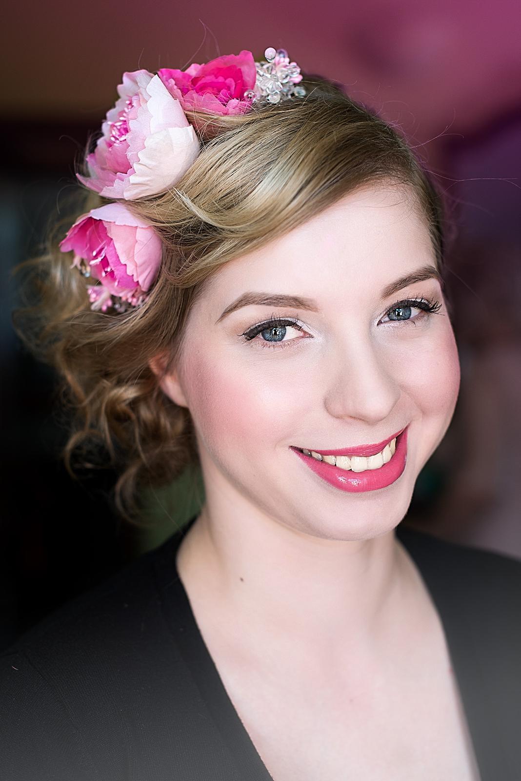 Bridal makeup + hair - Obrázek č. 36