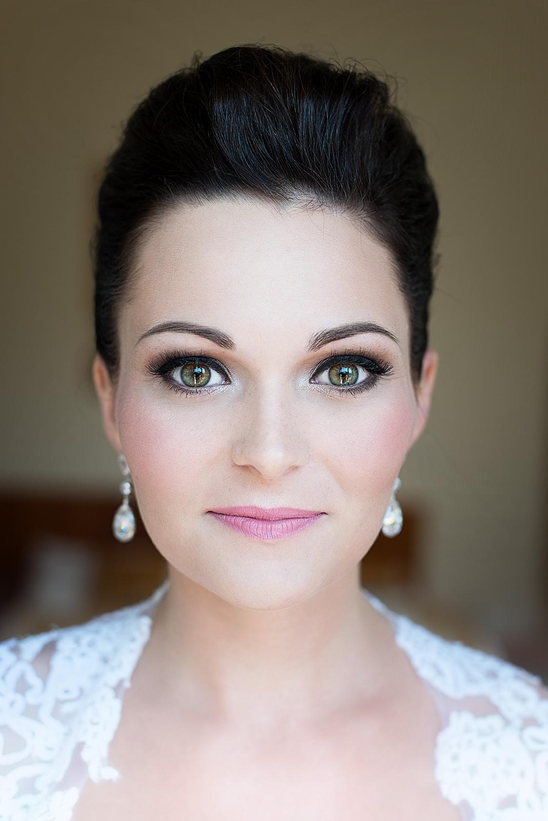 Bridal makeup + hair - Obrázek č. 38