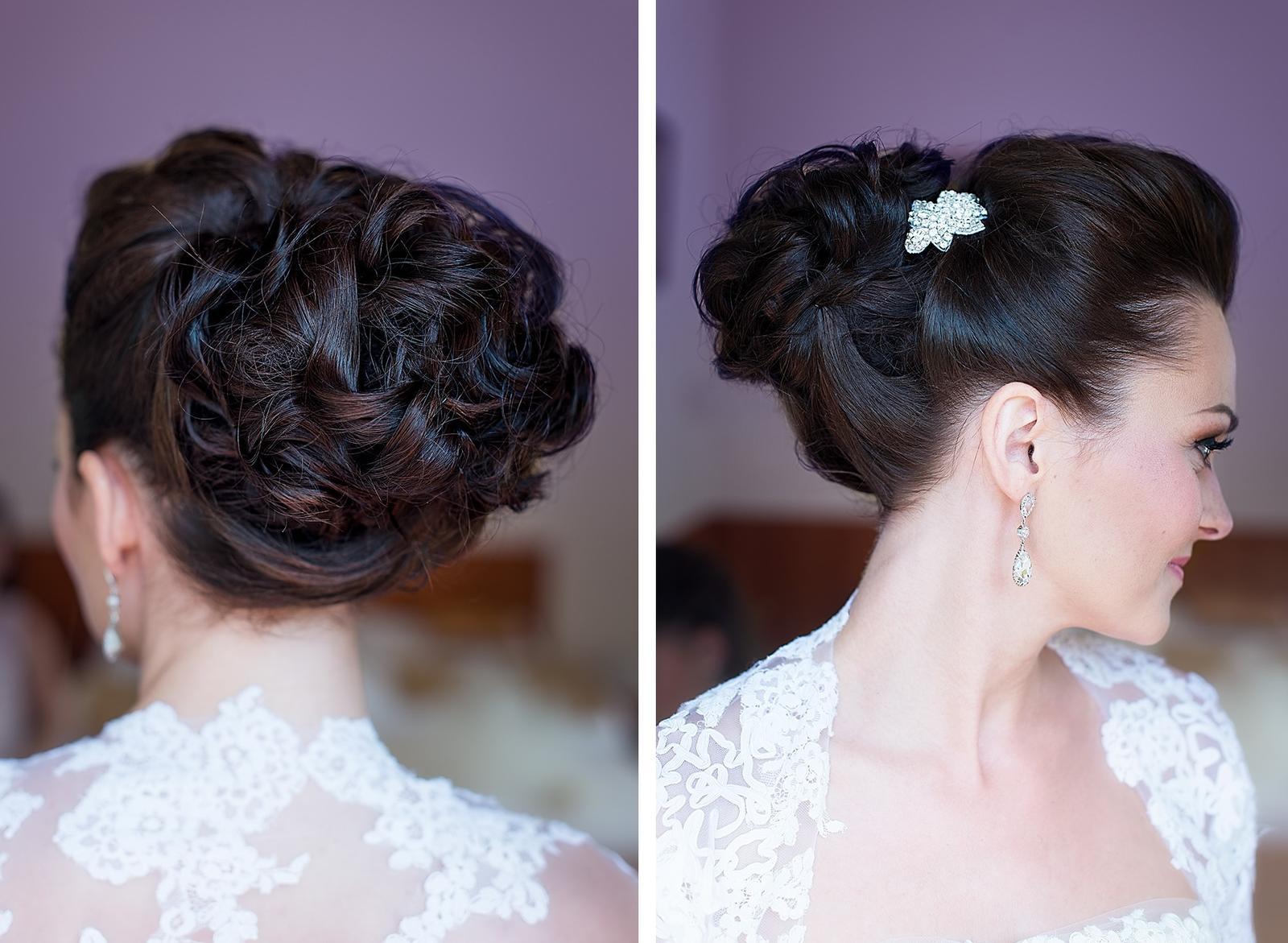 Bridal makeup + hair - Obrázek č. 39