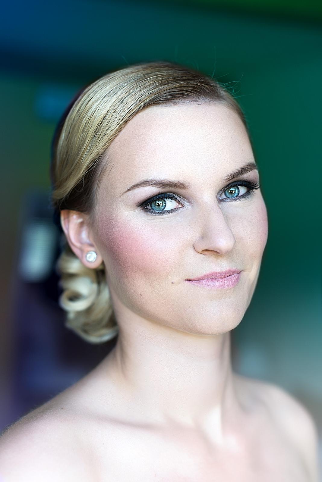 Bridal makeup + hair - Obrázek č. 40