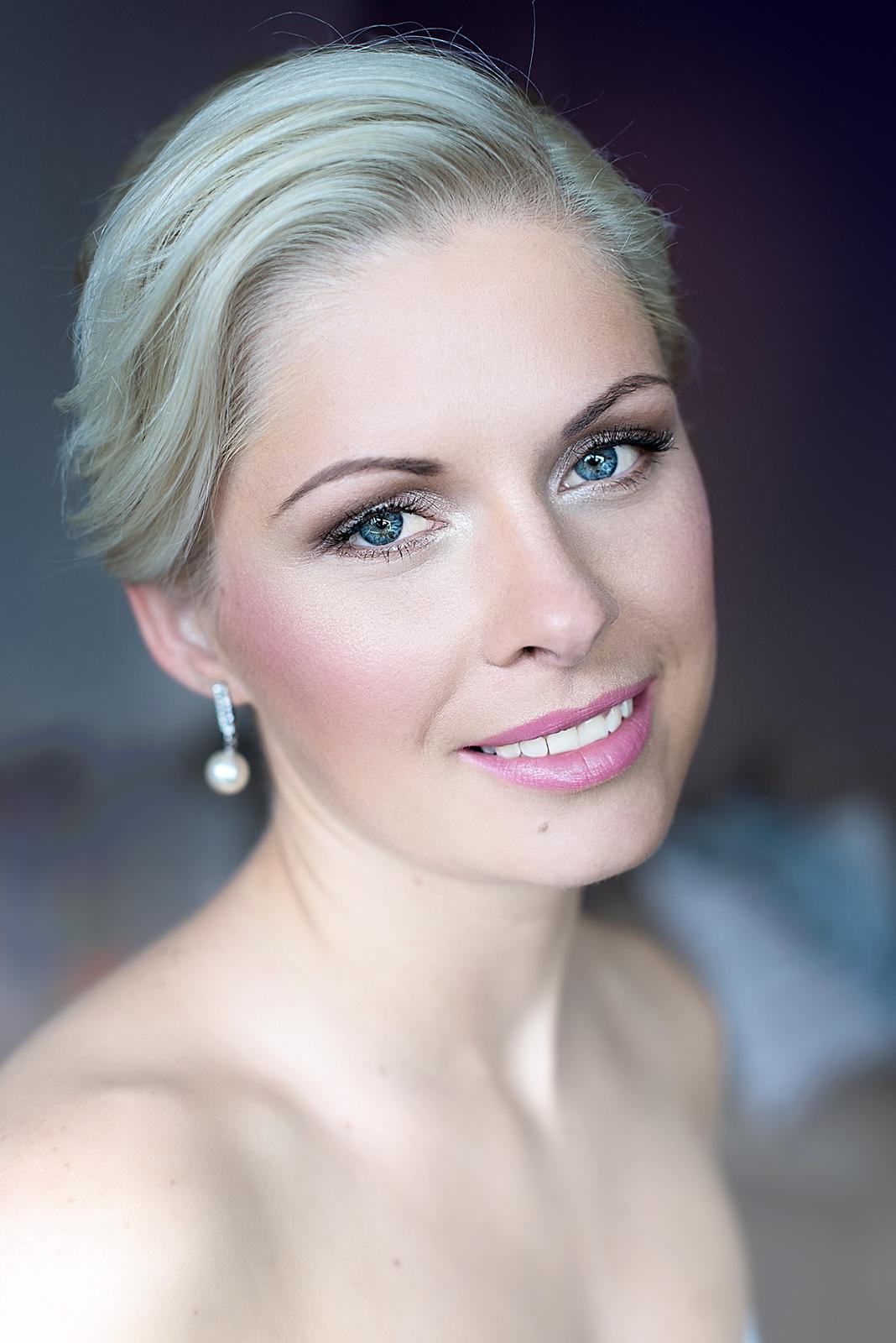 Bridal makeup + hair - Obrázek č. 42