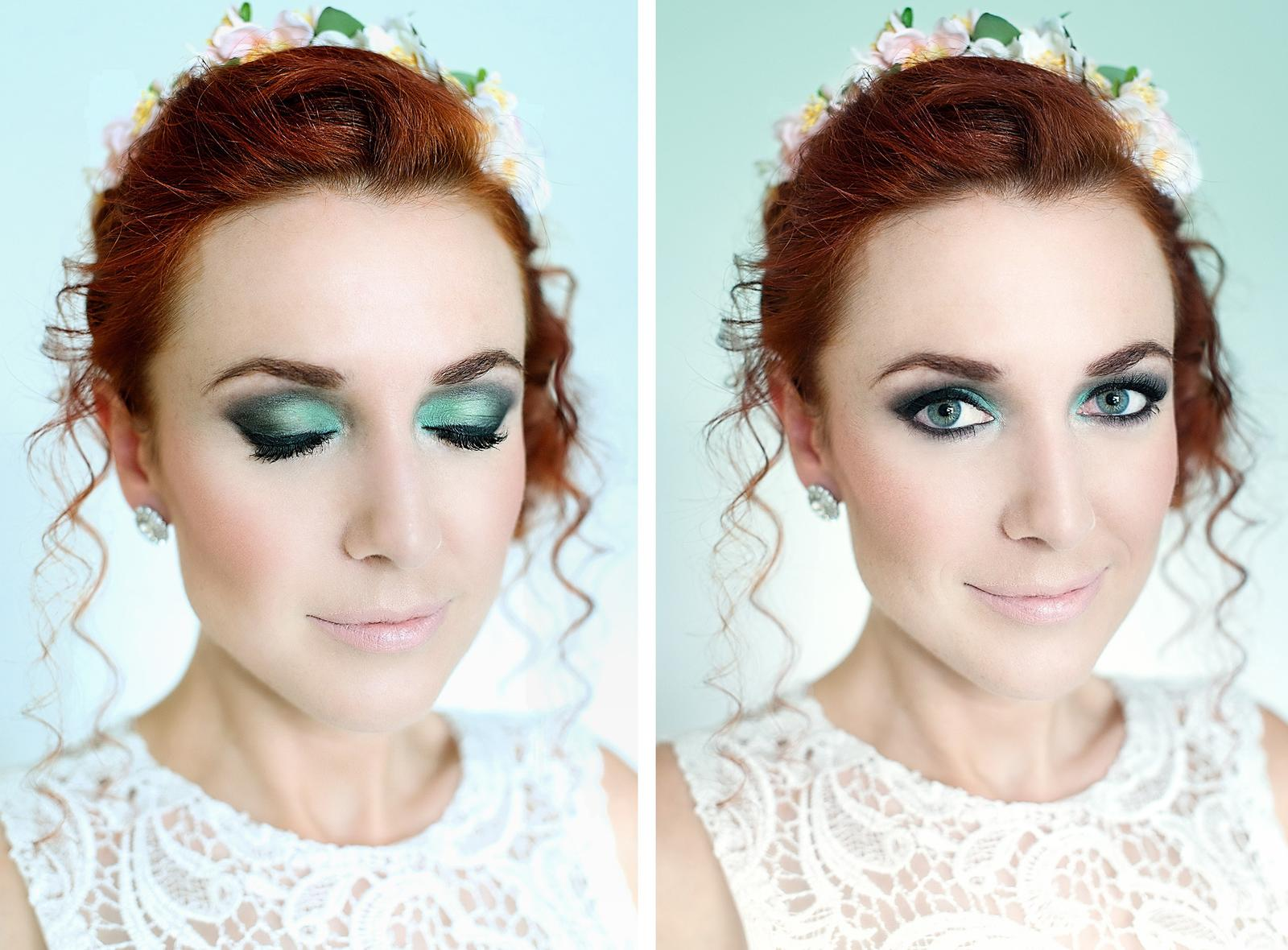Bridal makeup + hair - Obrázek č. 44