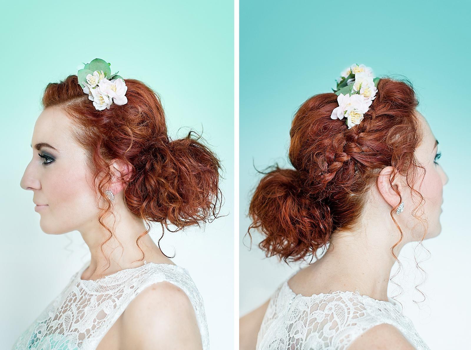 Bridal makeup + hair - Obrázek č. 45
