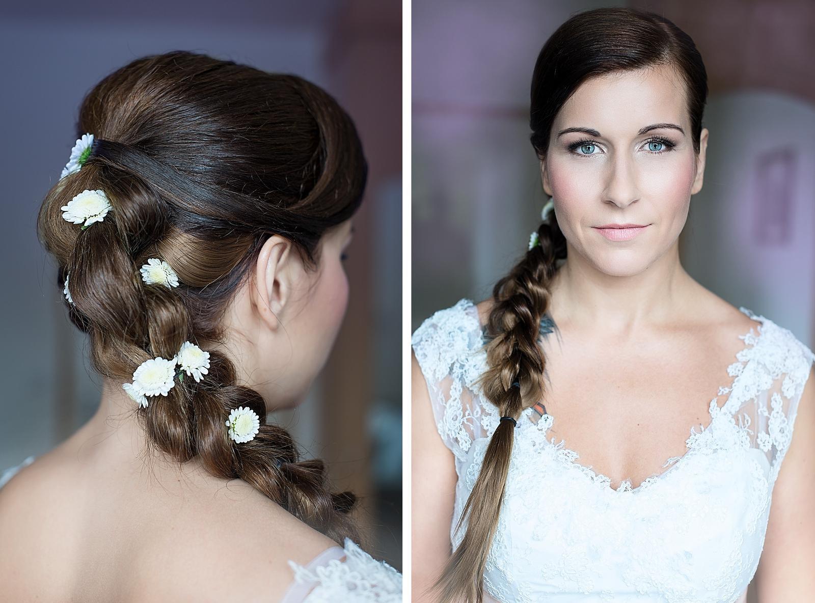 Bridal makeup + hair - Obrázek č. 46