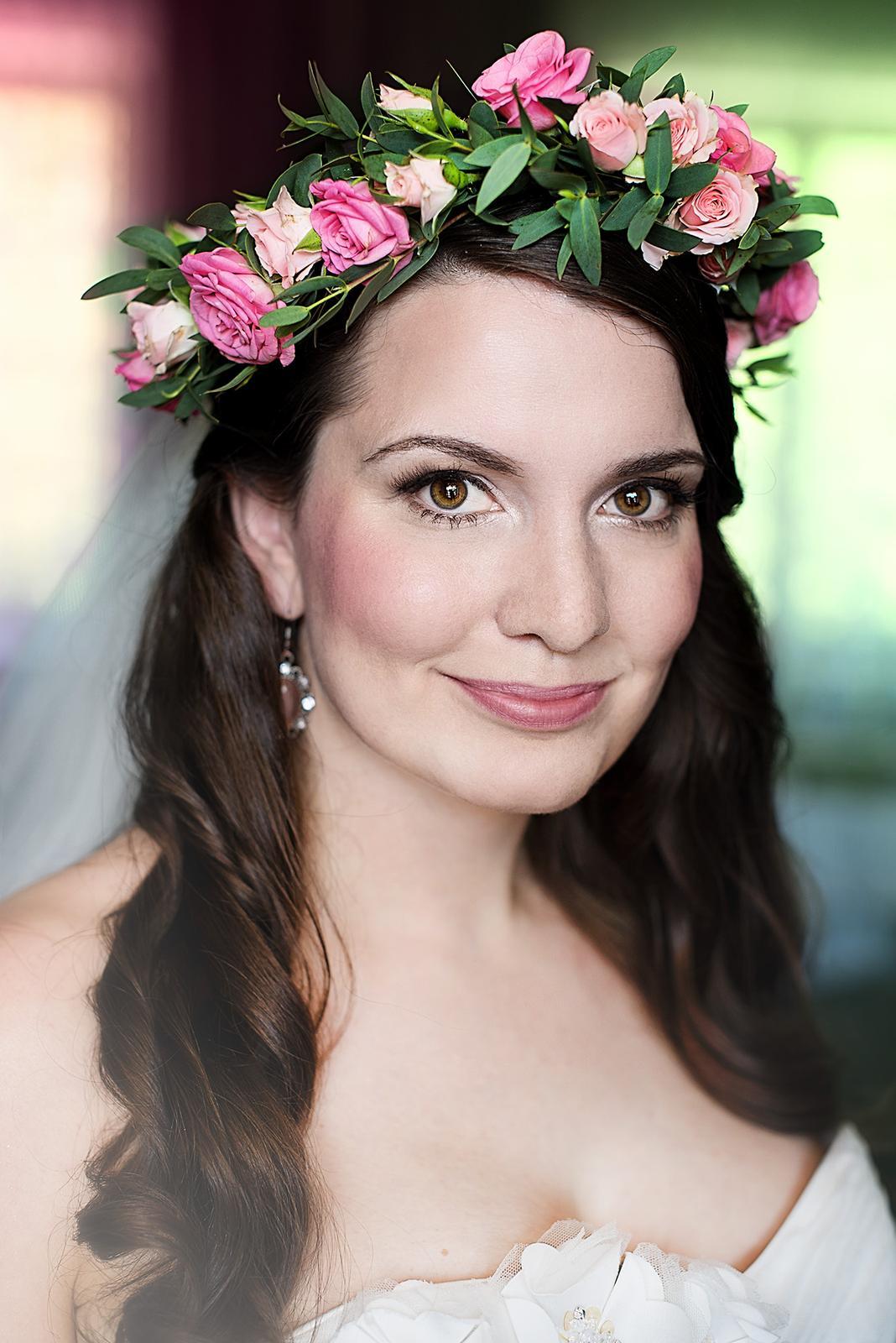 Bridal makeup + hair - Obrázek č. 47