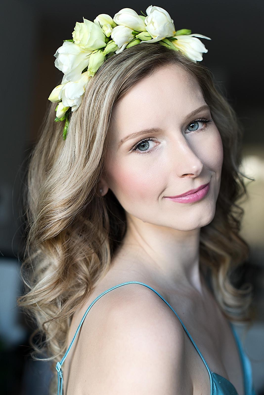 Bridal makeup + hair - Obrázek č. 48