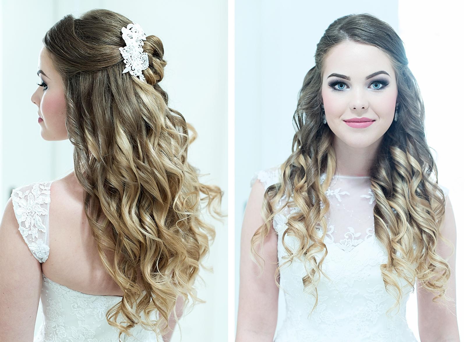 Bridal makeup + hair - Obrázek č. 49