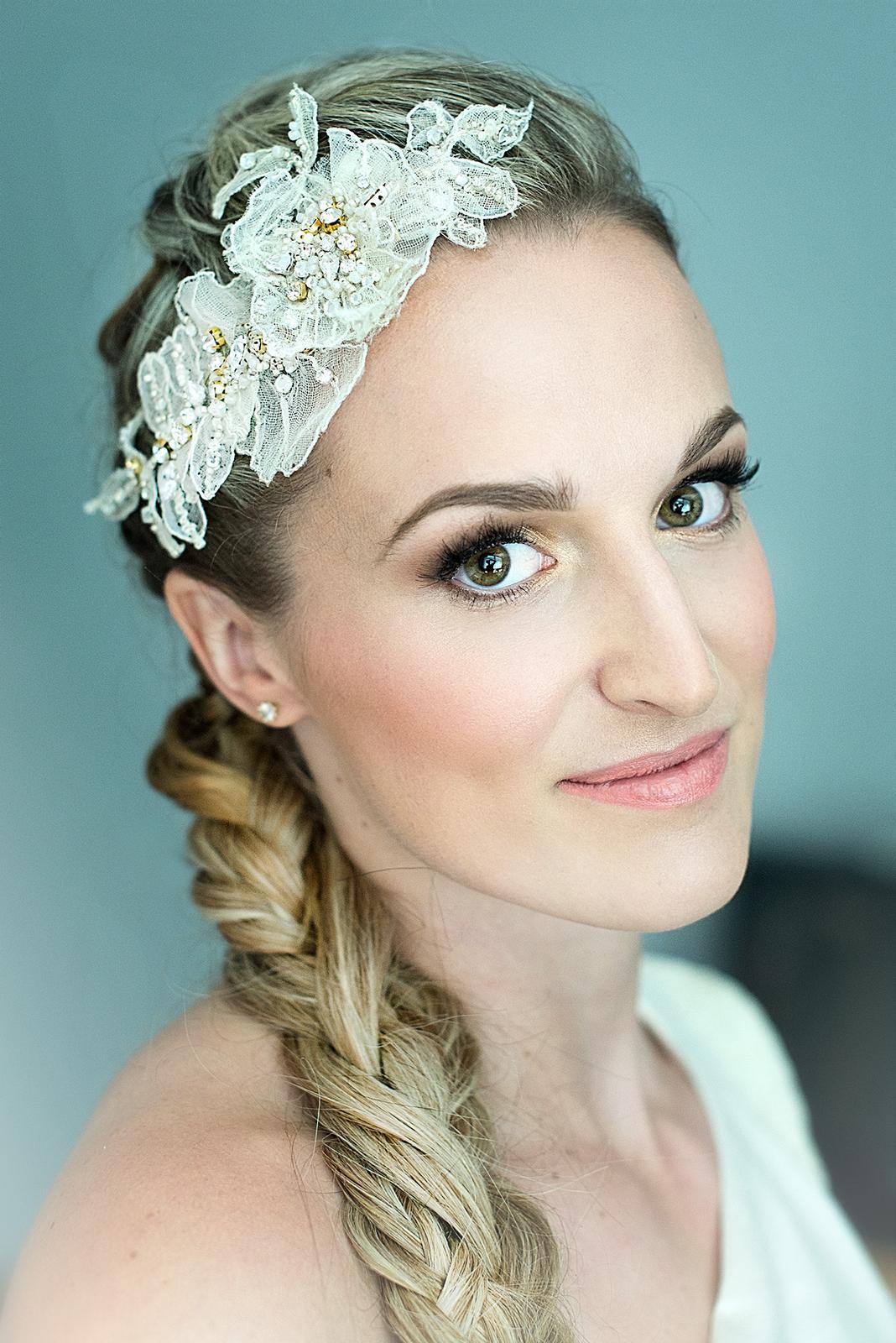 Bridal makeup + hair - Obrázek č. 8