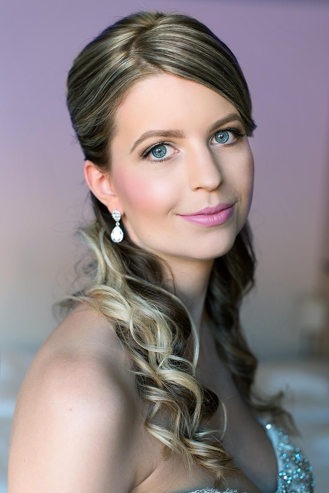 Bridal makeup + hair - Obrázek č. 55