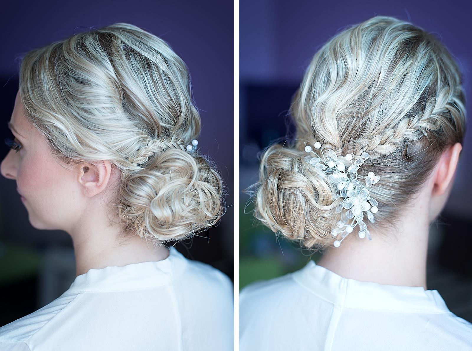 Bridal makeup + hair - Obrázek č. 58
