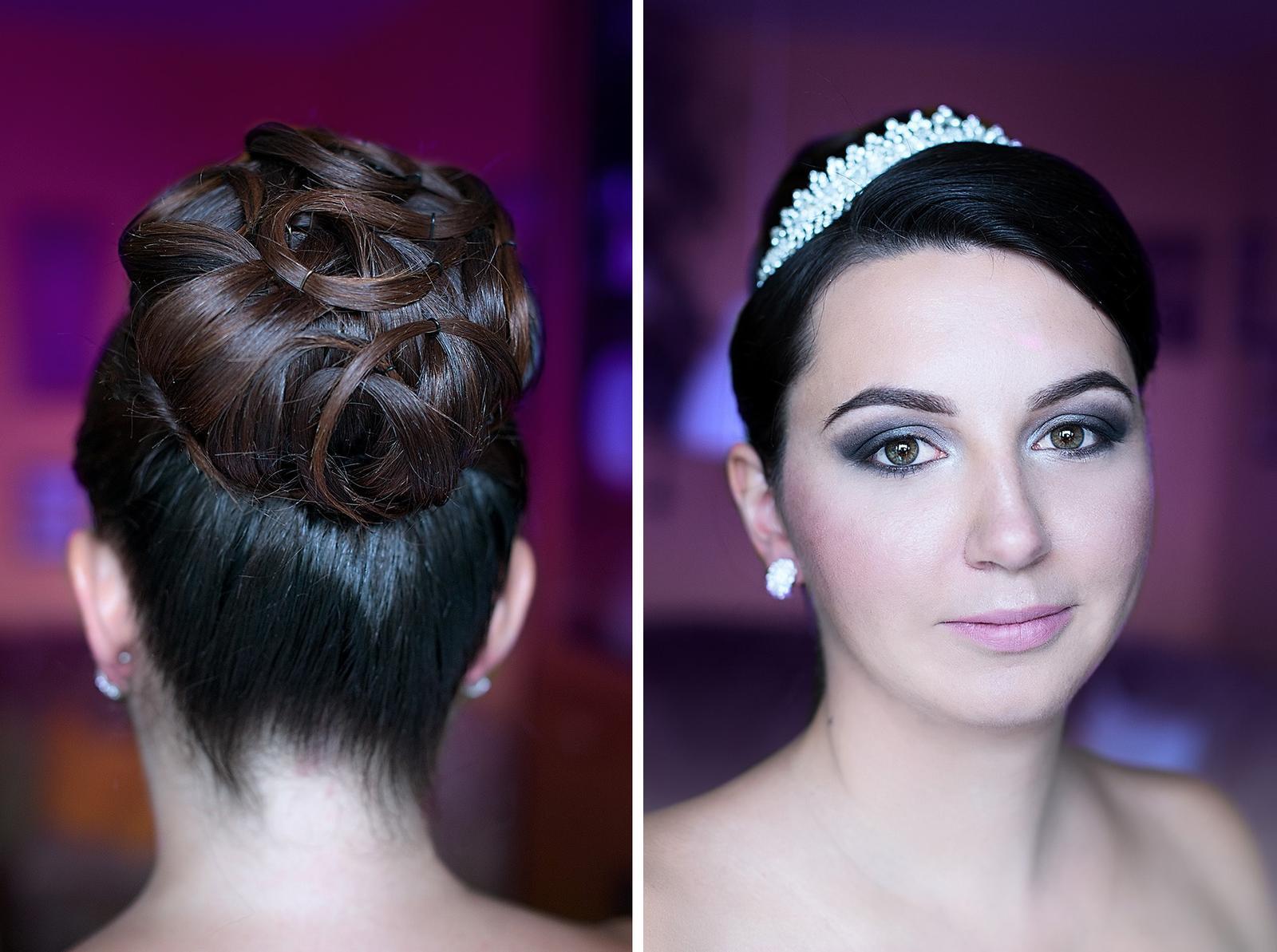Bridal makeup + hair - Obrázek č. 62