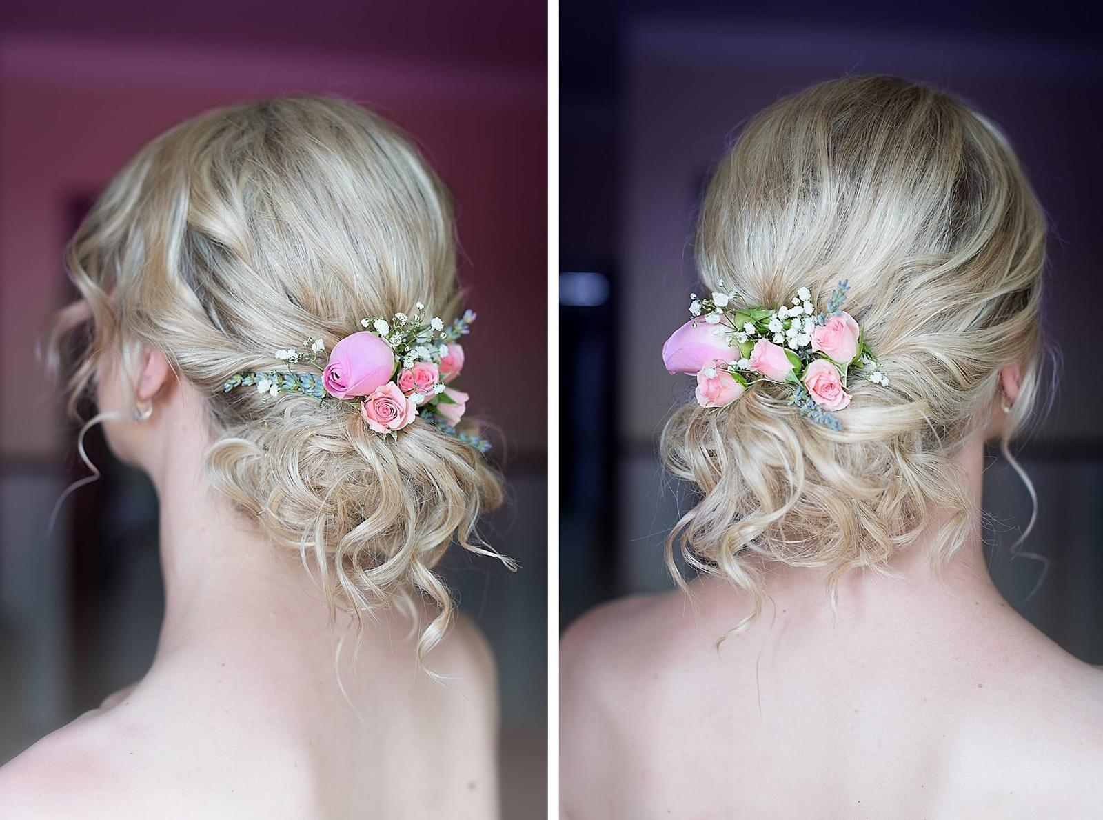 Bridal makeup + hair - Obrázek č. 69