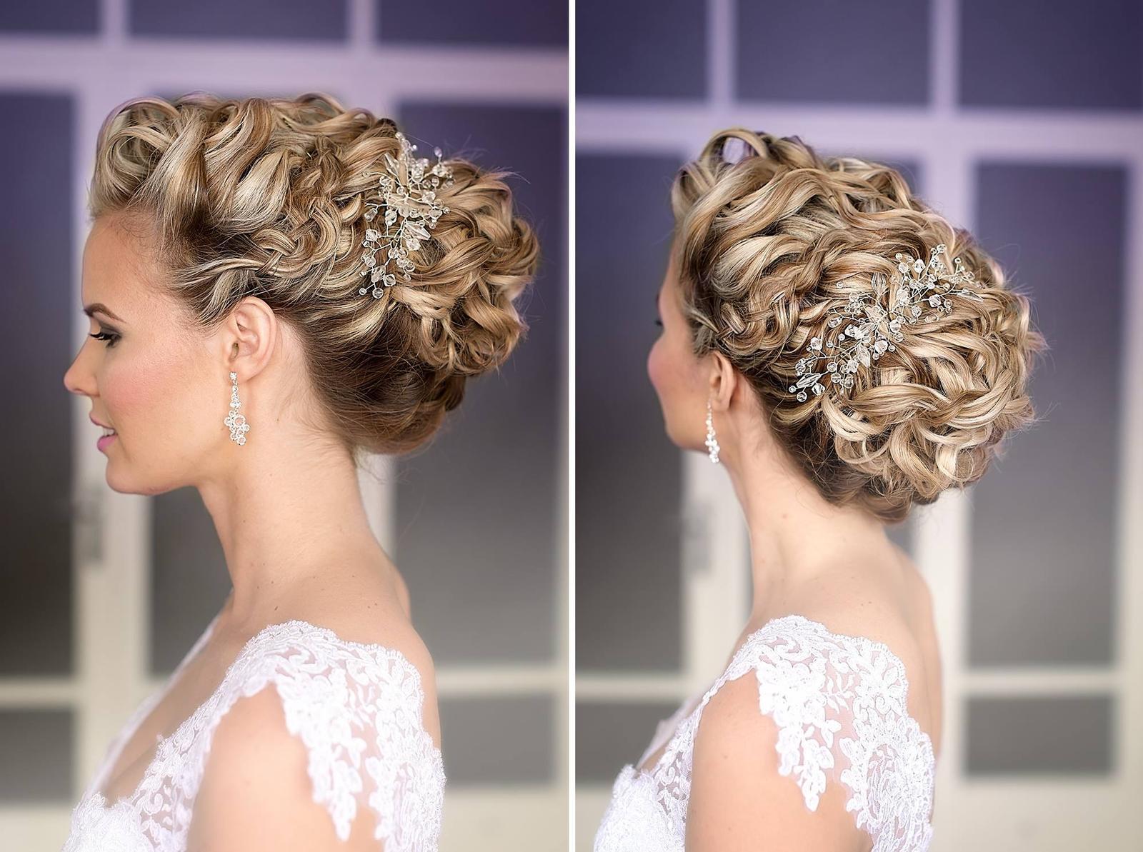 Bridal makeup + hair - Obrázek č. 75