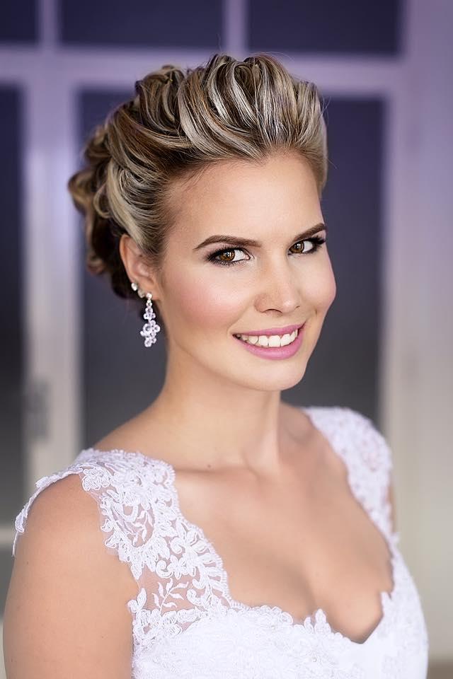 Bridal makeup + hair - Obrázek č. 76