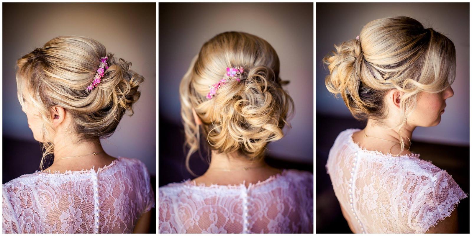 Bridal makeup + hair - Obrázek č. 77