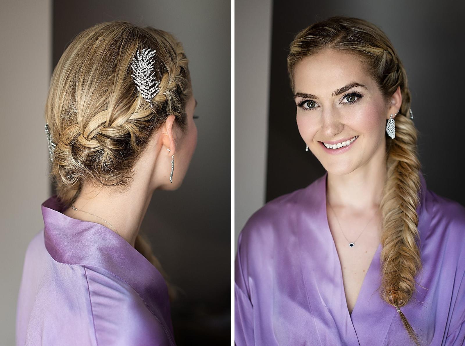 Bridal makeup + hair - Obrázek č. 79
