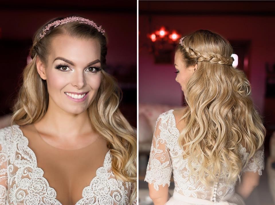 Bridal makeup + hair - Obrázek č. 7