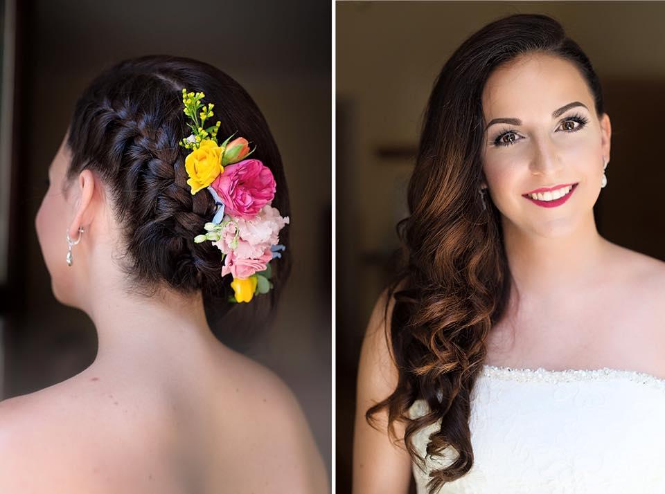 Bridal makeup + hair - Obrázek č. 81