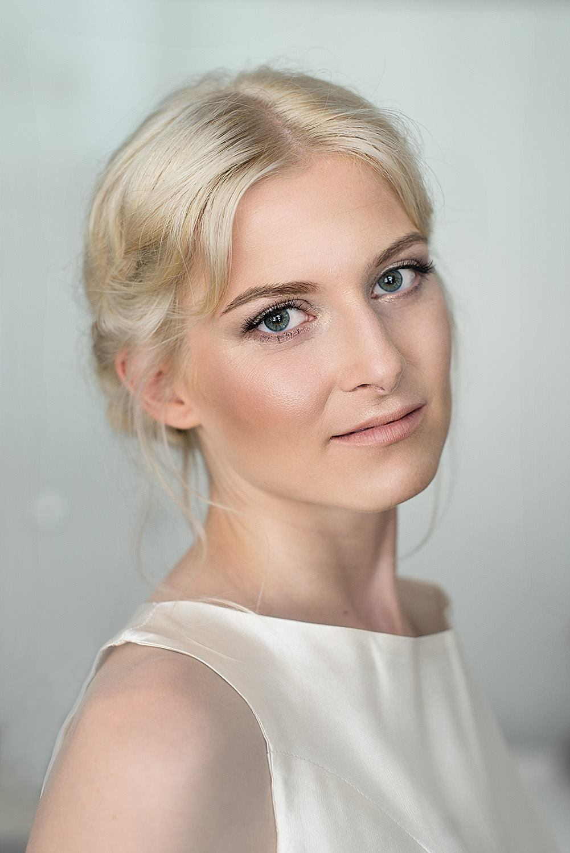 Bridal makeup + hair - Obrázek č. 4