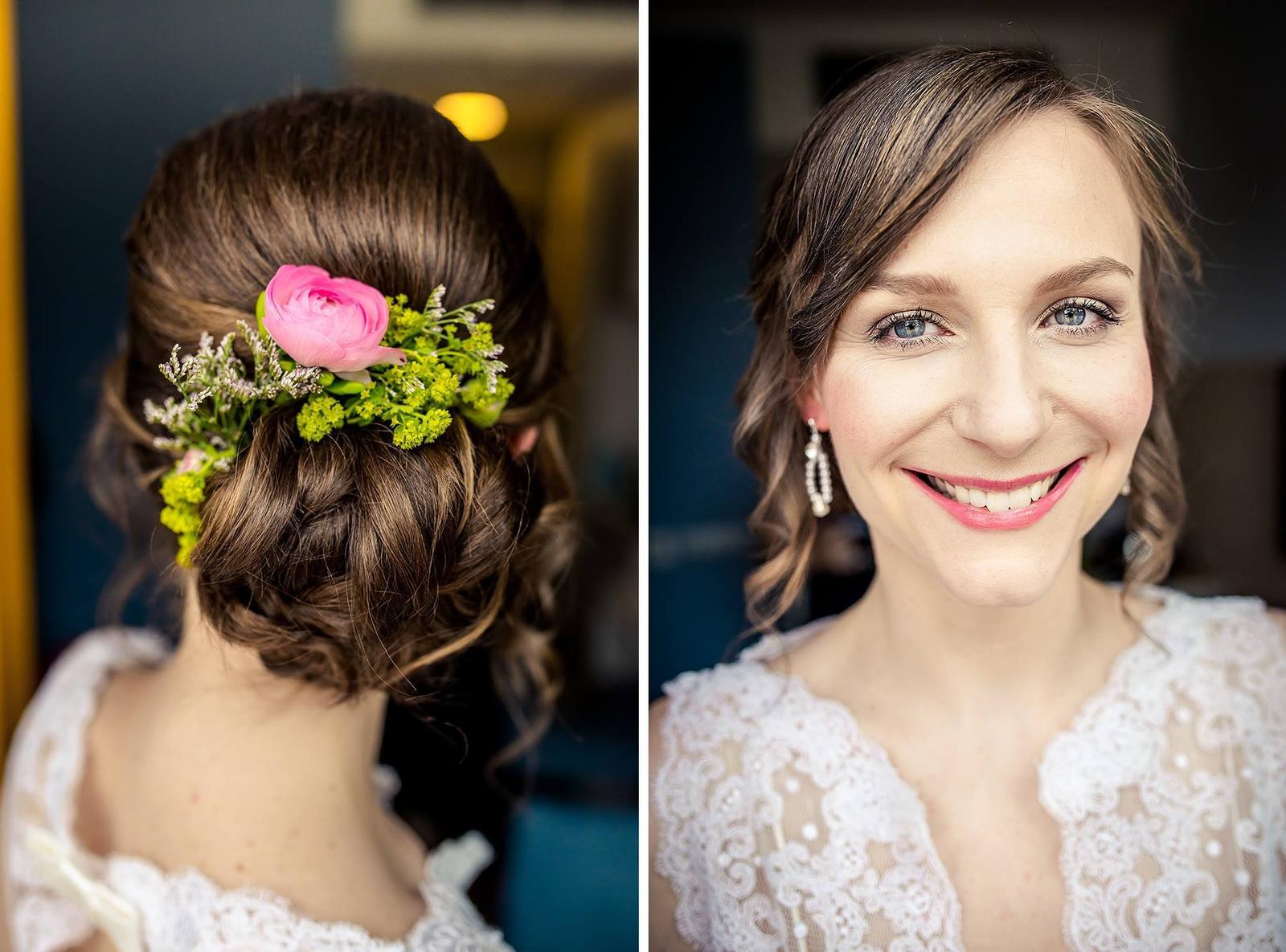 Bridal makeup + hair - Obrázek č. 82