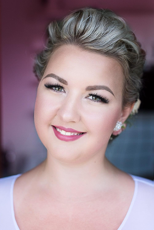 Bridal makeup + hair - Obrázek č. 84