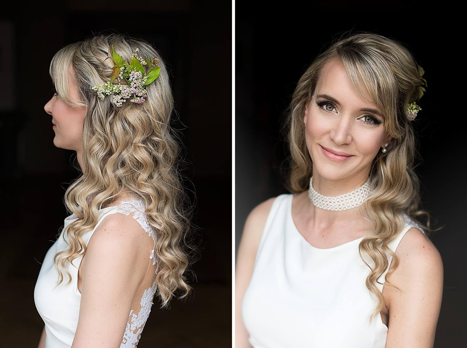 Bridal makeup + hair - Obrázek č. 85