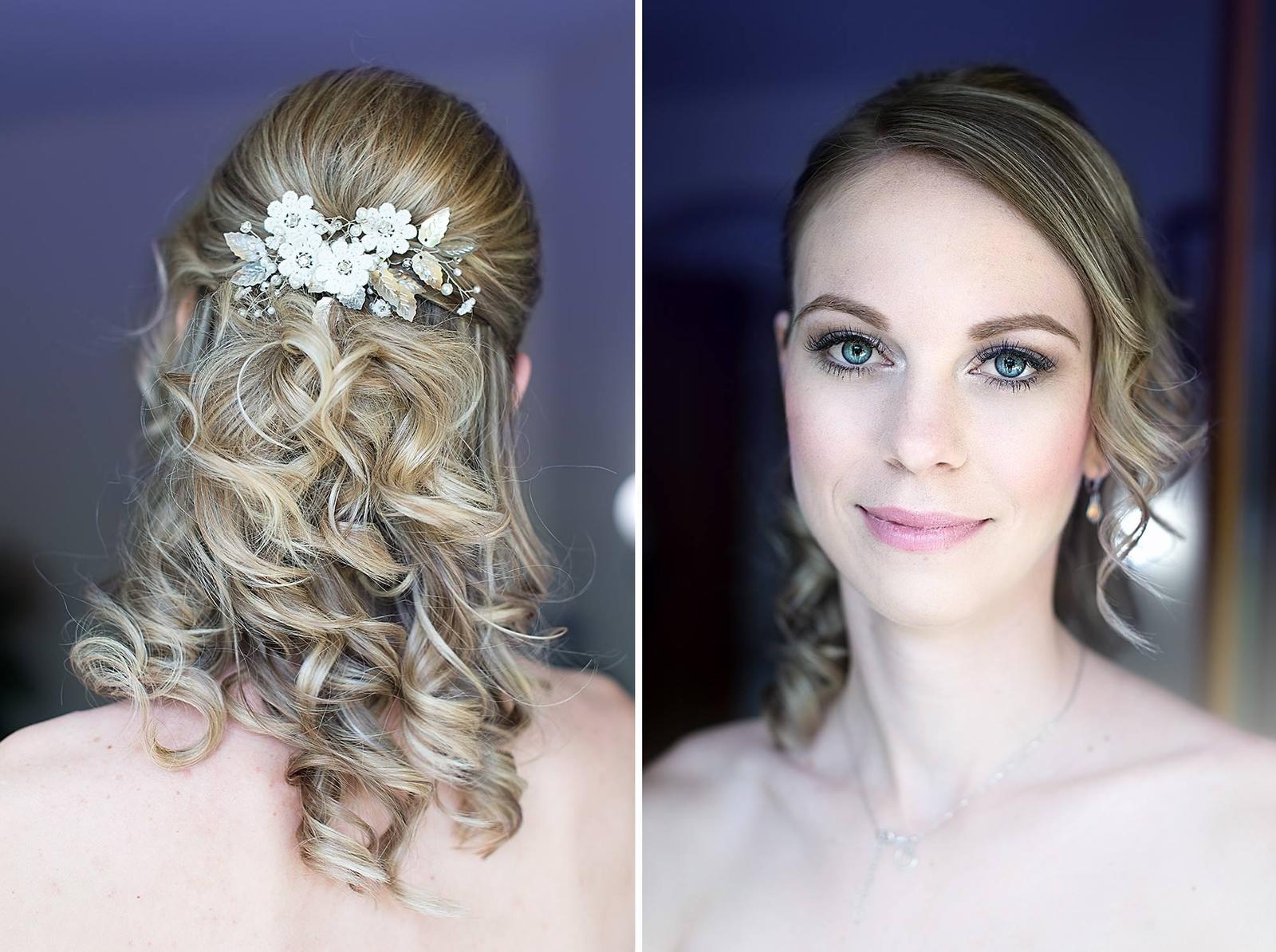 Bridal makeup + hair - Obrázek č. 86