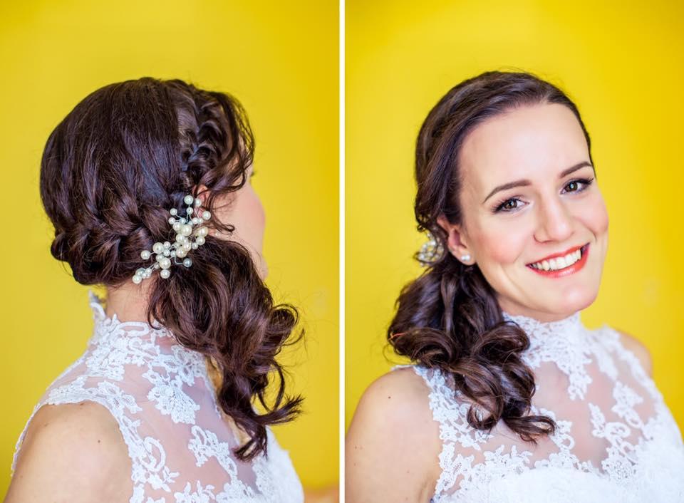 Bridal makeup + hair - Obrázek č. 87
