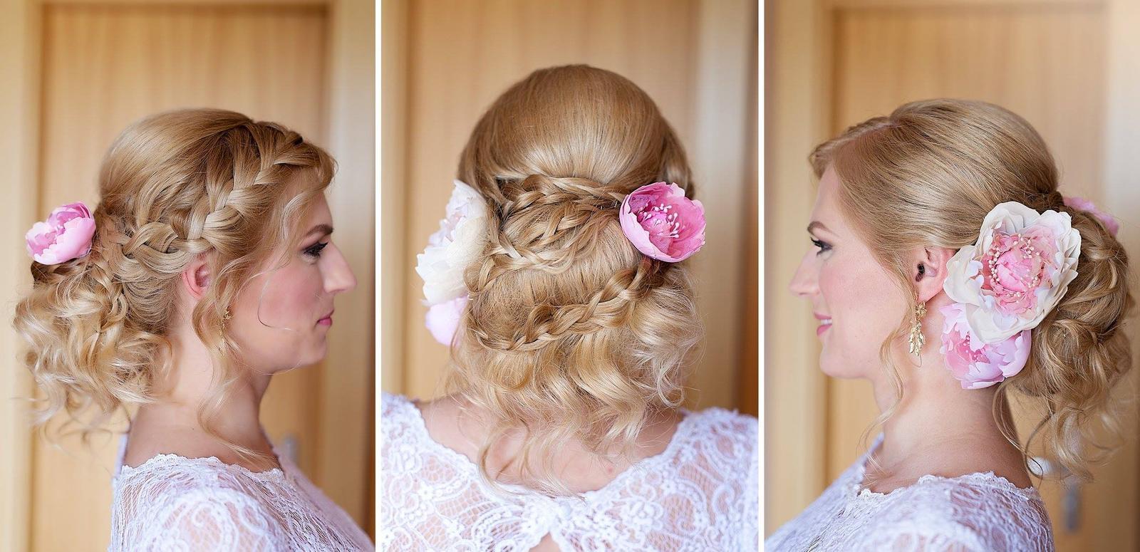 Bridal makeup + hair - Obrázek č. 88