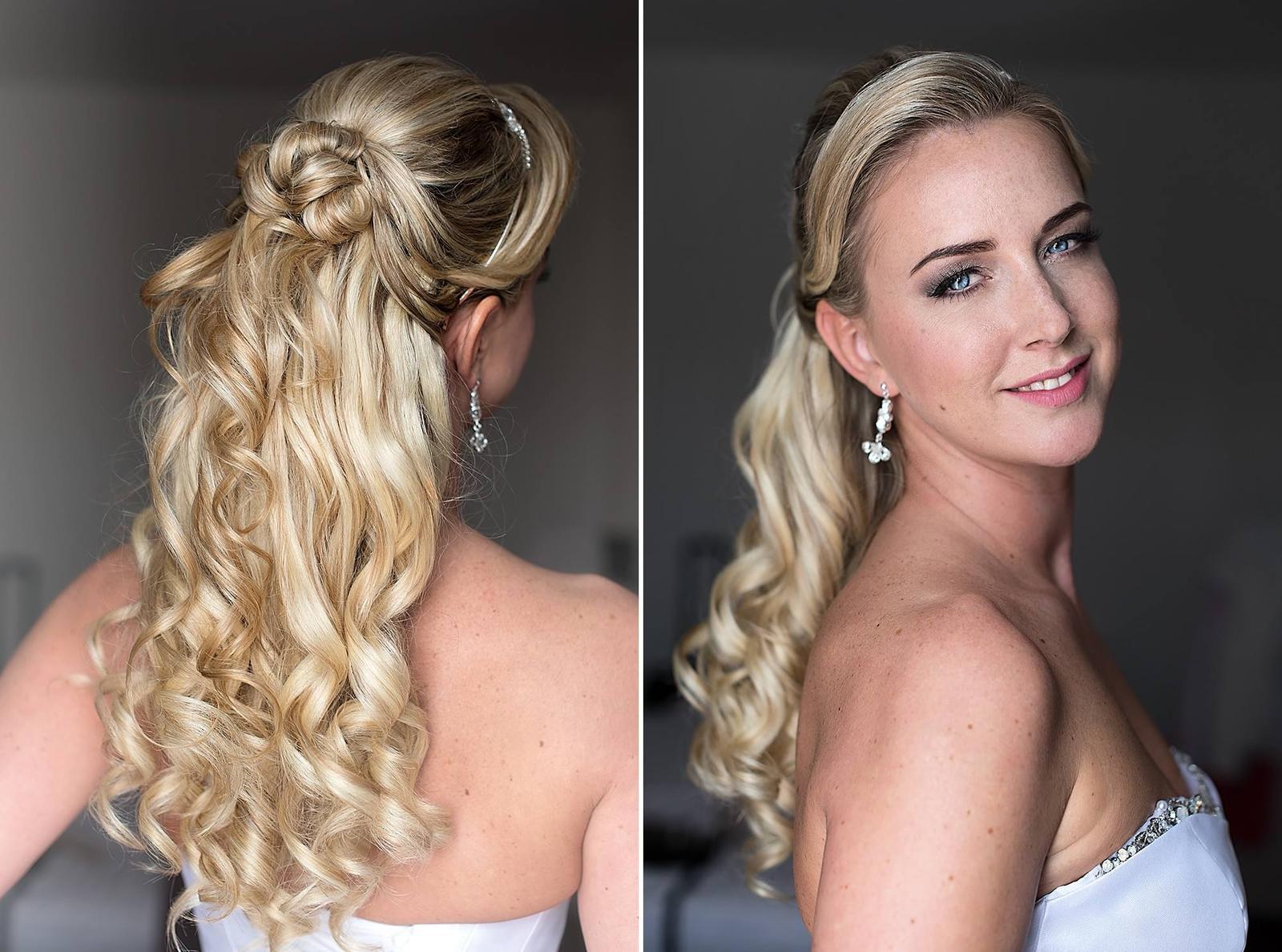 Bridal makeup + hair - Obrázek č. 91