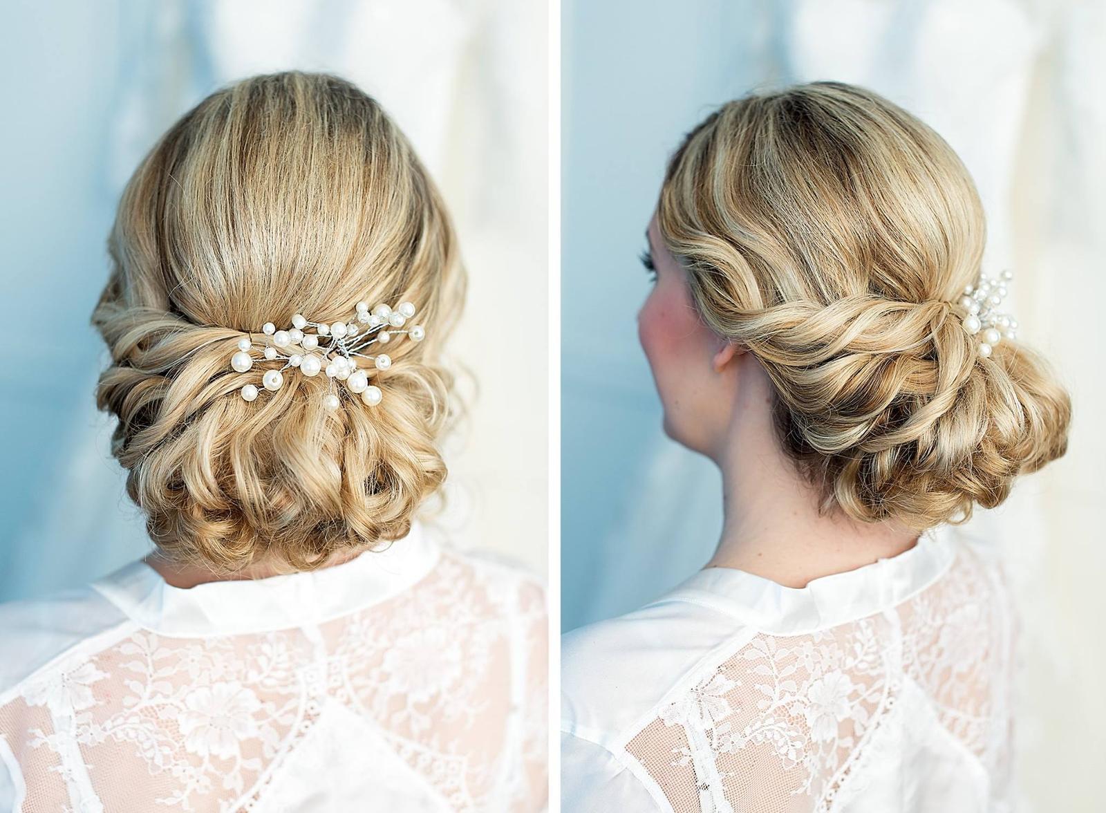 Bridal makeup + hair - Obrázek č. 92