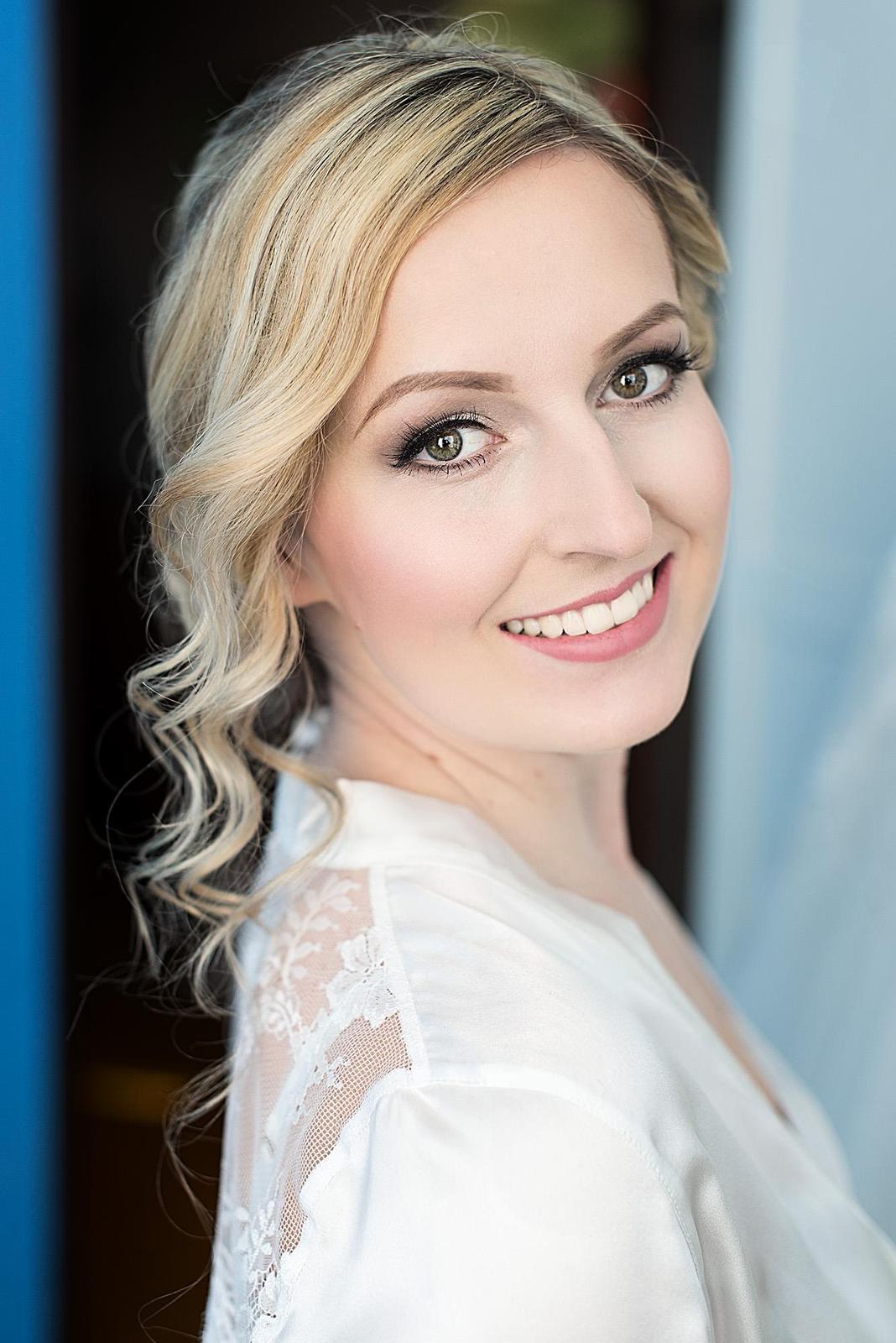 Bridal makeup + hair - Obrázek č. 93