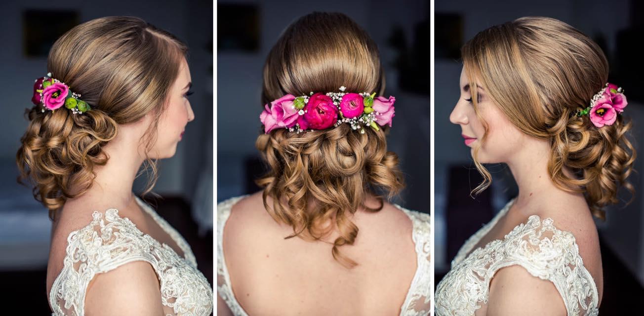 Bridal makeup + hair - Obrázek č. 3