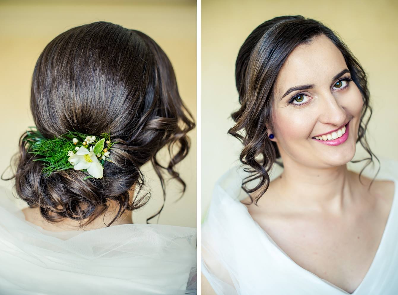 Bridal makeup + hair - Obrázek č. 94