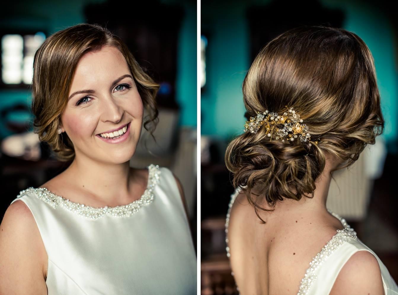 Bridal makeup + hair - Obrázek č. 95