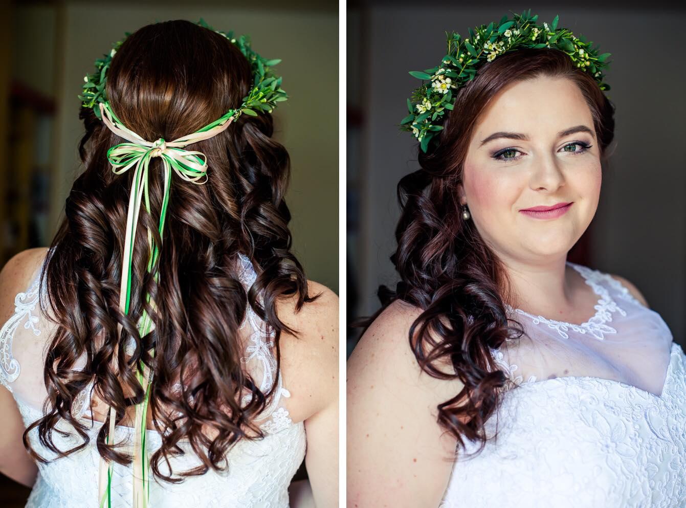 Bridal makeup + hair - Obrázek č. 96