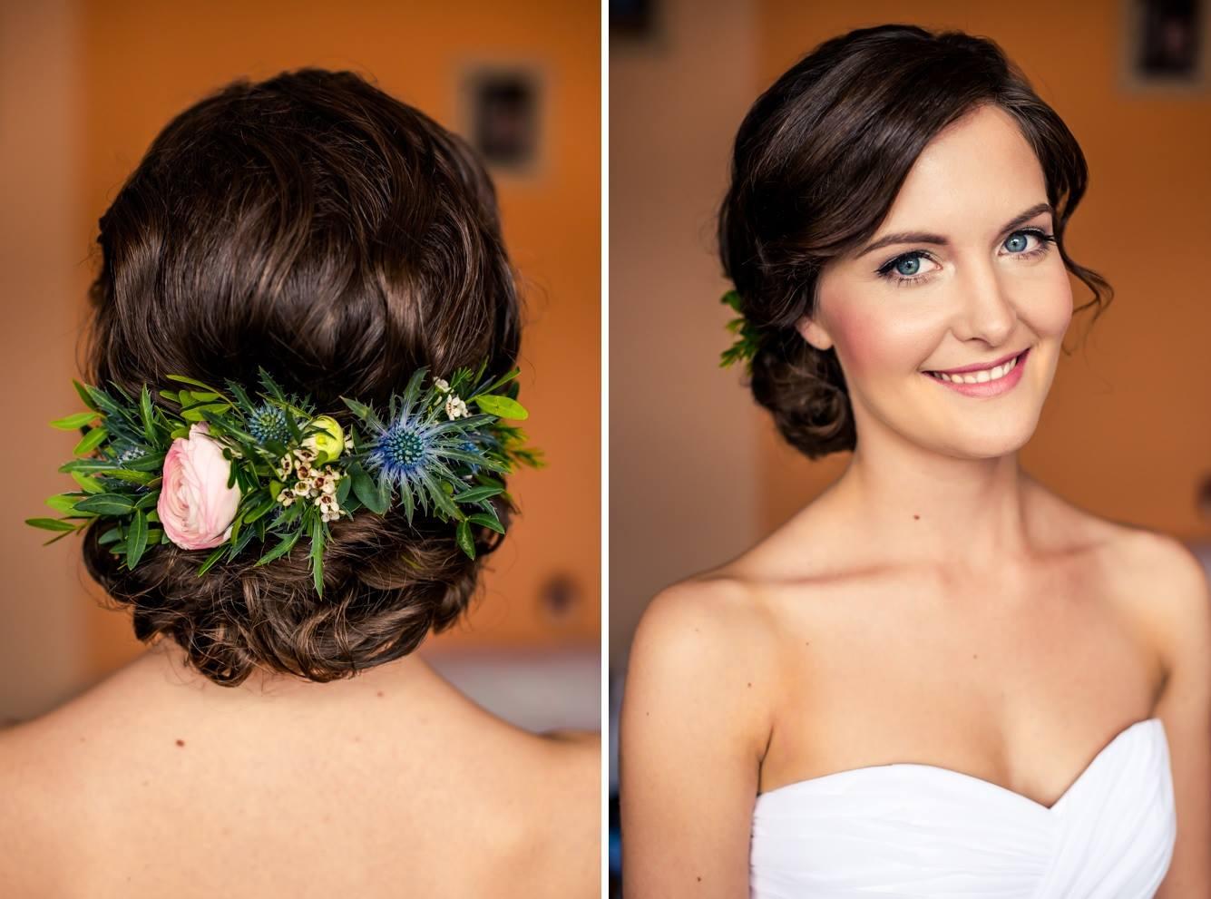 Bridal makeup + hair - Obrázek č. 1