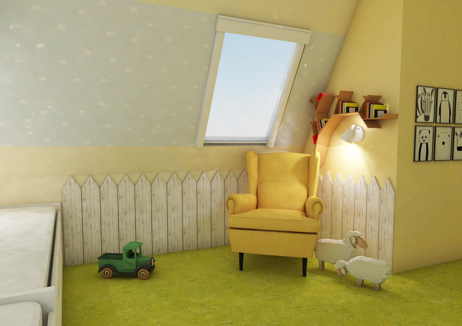 Detská izba - Obrázok č. 4